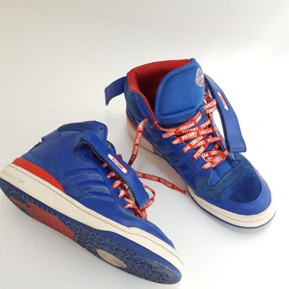 Nba X Adidas Originals Detroit Pistons